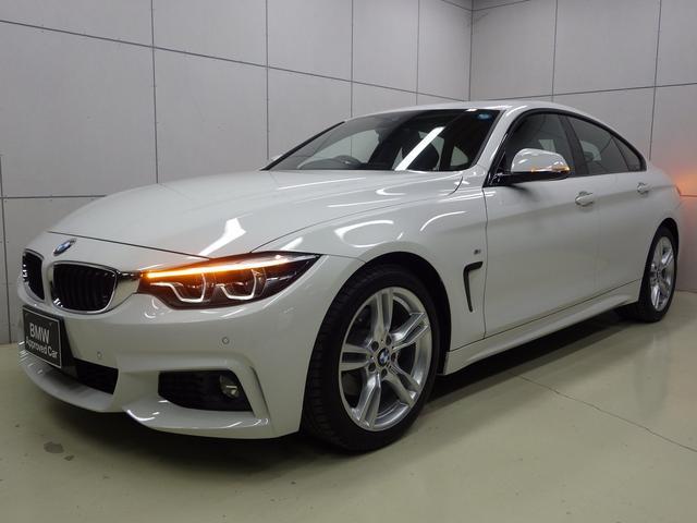 BMW 420iグランクーペ Mスポーツ 正規認定中古車