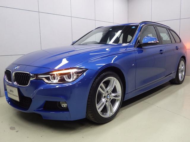 BMW 318iツーリング Mスポーツ レザーシート 正規認定中古車