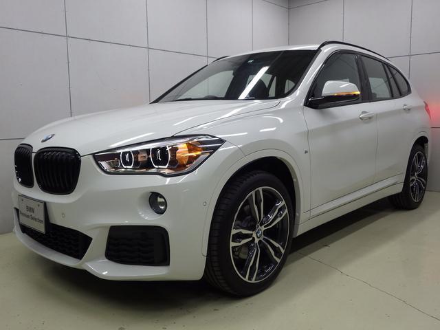 BMW xDrive 18d Mスポーツ アドバンスドセイフティP