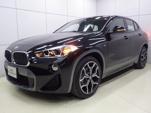 BMW sDrive 18i MスポーツX ハイラインパック