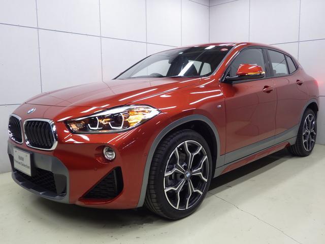 BMW X2 sDrive 18i MスポーツX ハイラインパッ...