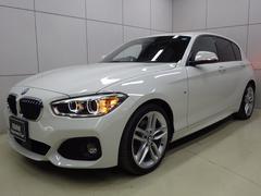 BMW118d Mスポーツ レザー 18AW 正規認定中古車