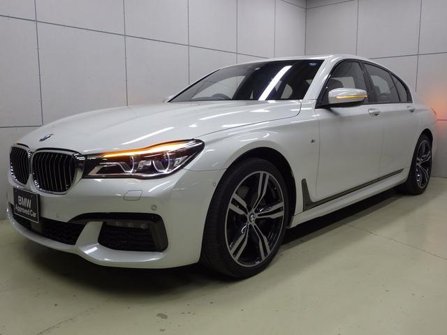 BMW 740d xDrive Mスポーツ 正規認定中古車