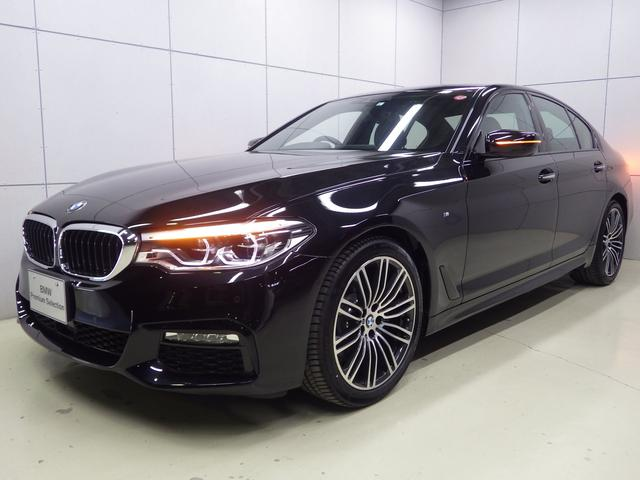 BMW 523i Mスポーツ 正規認定中古車