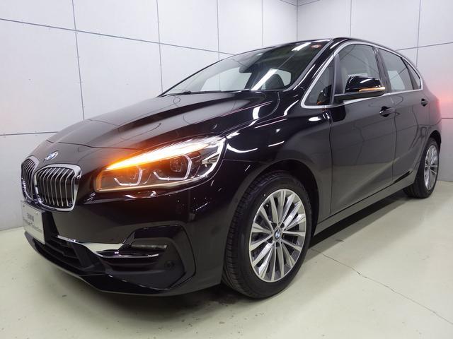 BMW 218dアクティブツアラー ラグジュアリー 正規認定中古車