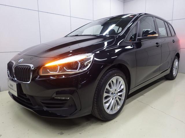 BMW 218dグランツアラー セイフティパッケージ 正規認定中古車