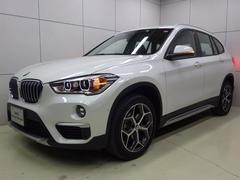 BMW X1xDrive 18d xライン アドバンスドセイフティP