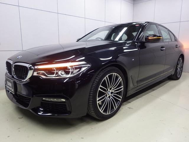 BMW 5シリーズ 530i Mスポーツ アイボリーホワイトレザー 認定中古車