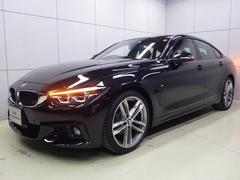 BMW430iグランクーペ Mスポーツ 正規認定中古車