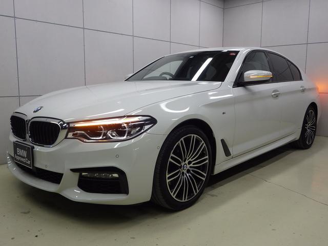 BMW 5シリーズ 523d Mスポーツ 正規認定中古車