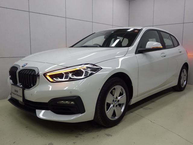 BMW 118i ナビパッケージ 正規認定中古車