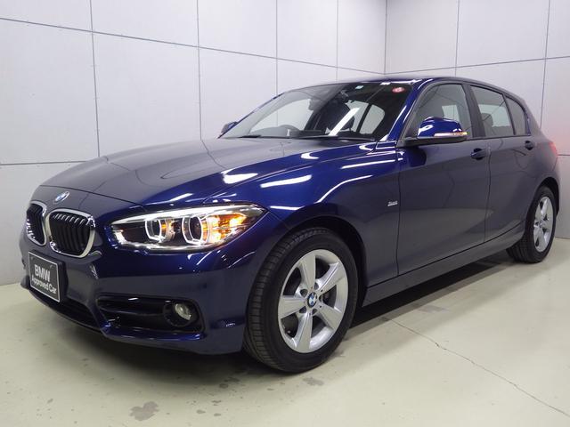BMW 118i スポーツ コンフォートパッケージ 正規認定中古車