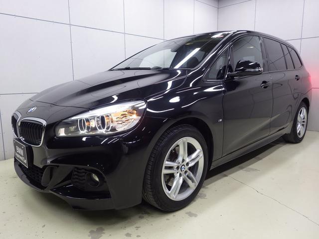 BMW 2シリーズ 218iグランツアラー Mスポーツ セイフティP 認定中古車