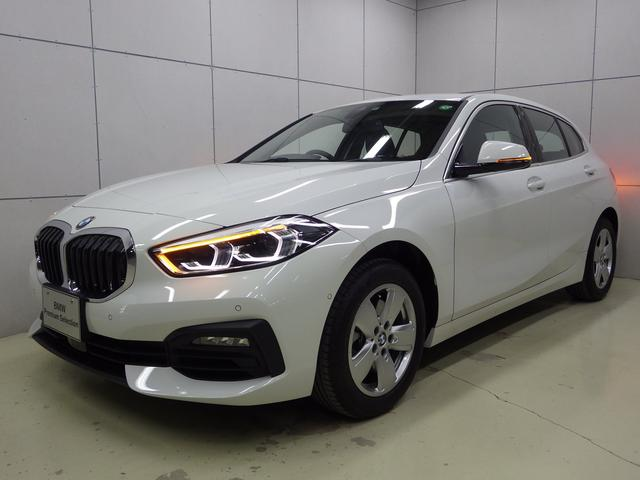 BMW 118i プレイ ナビパッケージ 正規認定中古車