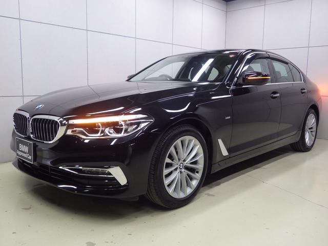 BMW 5シリーズ 523d ラグジュアリー 正規認定中古車