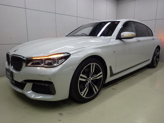 BMW 7シリーズ 740Li Mスポーツ リアエンターテインメント