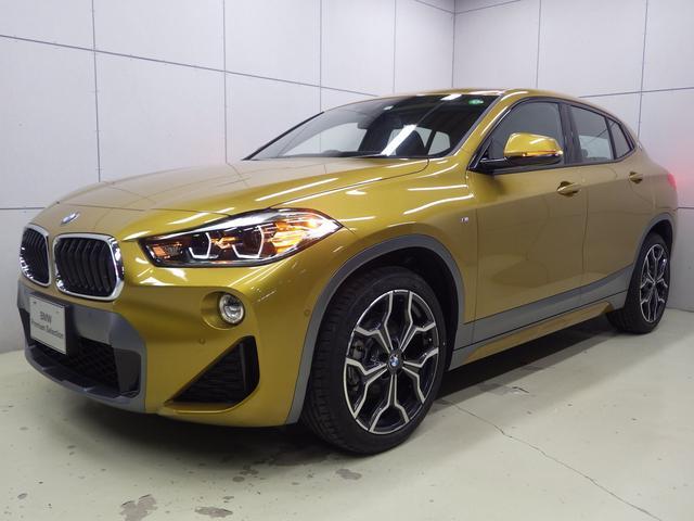 BMW X2 xDrive 18d MスポーツX アドバンスドセイフティP