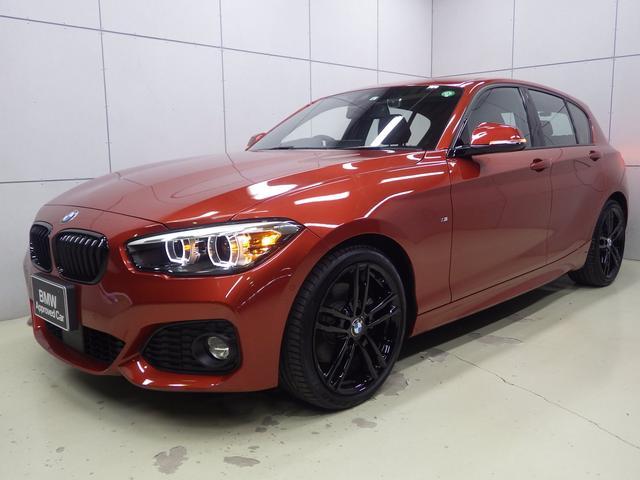 BMW 118d Mスポーツ エディションシャドー アップグレードパッケージ 正規認定中古車