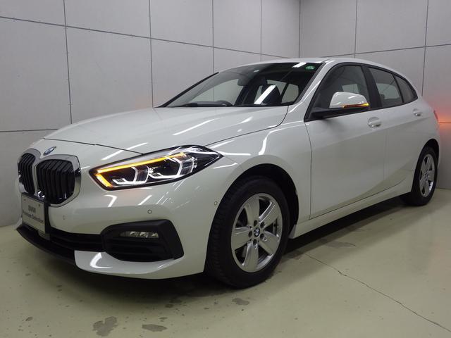 BMW 118d プレイ ナビパッケージ 正規認定中古車