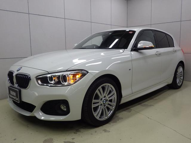 BMW 1シリーズ 118i Mスポーツ パーキングサポートパッケージ 正規認定中古車