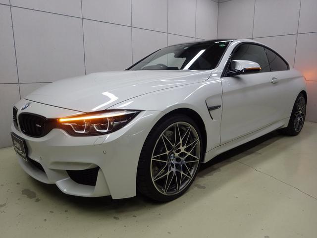 BMW M4クーペ コンペティション 正規認定中古車