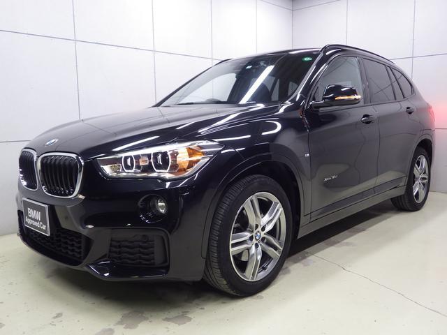BMW xDrive 18d Mスポーツ アドバンスドセイフティパッケージ コンフォートパッケージ 正規認定中古車