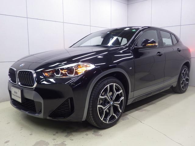 X2(BMW)xDrive 18d MスポーツX ハイラインパック アドバンスドセイフティパッケージ セイフティパッケージ アクティブクルーズコントロール ヘッドアップディスプレイ ブラックレザーシート 正規認定中古車 中古車画像