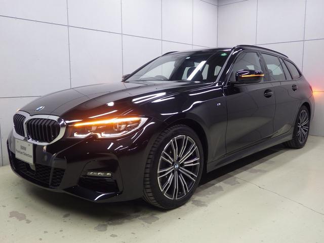 BMW 318iツーリング Mスポーツ アクティブクルーズコントロール 18インチアロイホイール 正規認定中古車