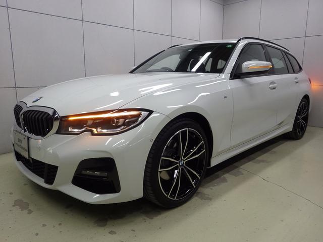 3シリーズ(BMW) 320d xDriveツーリング Mスポーツ アクティブクルーズコントロール 19インチアロイホイー 中古車画像