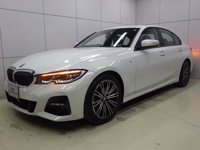 BMW 3シリーズ 318i Mスポーツ コンフォートパッケージ アクティブクルーズコントロール 18インチアロイホイール 正規認定中古車