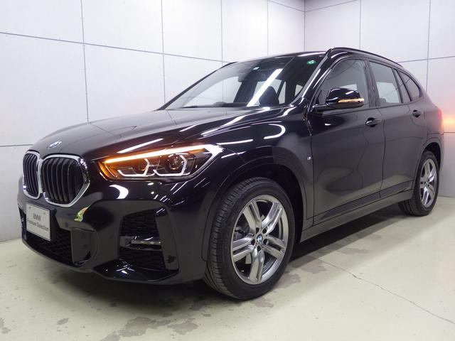 BMW X1 xDrive 18d Mスポーツ セイフティパッケージ コンフォートパッケージ アクティブクルーズコントロール 18インチアロイホイール 正規認定中古車