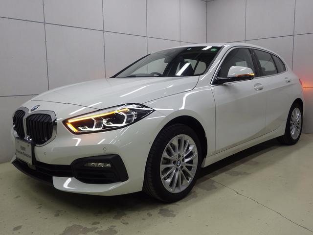 BMW 1シリーズ 118d プレイ エディションジョイ+ ハイラインP ナビパッケージ コンフォートパッケージ アクティブクルーズコントロール ブラックレザーシート 正規認定中古車