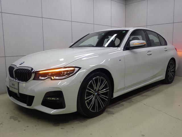 BMW 318i Mスポーツ コンフォートパッケージ アクティブクルーズコントロール 18インチアロイホイール 正規認定中古車