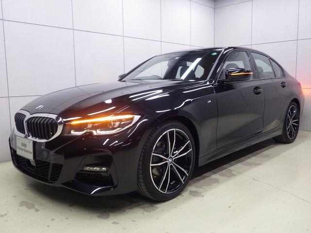 BMW 3シリーズ 318i Mスポーツ アクティブクルーズコントロール オートマチックハイビーム 正規認定中古車