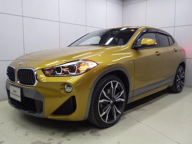 BMW xDrive 18d MスポーツX ハイラインパック アドバンスドセイフティパッケージ コンフォートパッケージ アクティブクルーズコントロール ヘッドアップディスプレイ ブラックレザーシート 20インチアロイホイール 正規認定中古車