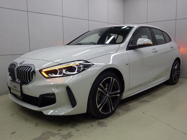 BMW 1シリーズ 118d Mスポーツ エディションジョイ+ コンフォートパッケージ ナビパッケージ アクティブクルーズコントロール 18インチアロイホイール