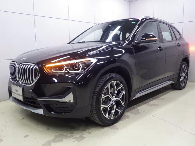 BMW X1 xDrive 18d xライン コンフォートパッケージ セイフティパッケージ アクティブクルーズコントロール 18インチアロイホイール 正規認定中古車