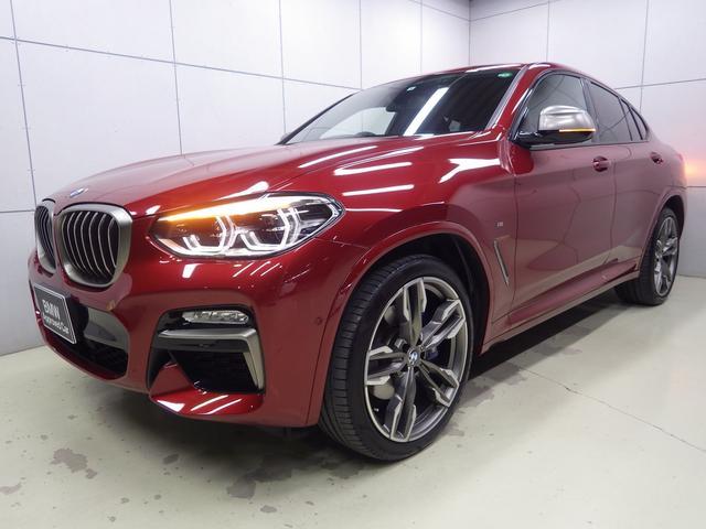 BMW M40i セレクトパッケージ アクティブクルーズコントロール ヘッドアップディスプレイ ブラックレザーシート ガラスサンルーフ 21インチアロイホイール 正規認定中古車