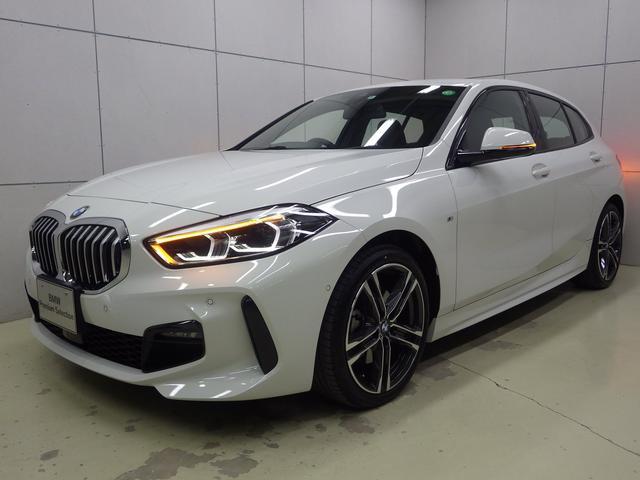 BMW 118d Mスポーツ エディションジョイ+ ナビパッケージ コンフォートパッケージ アクティブクルーズコントロール 18インチアロイホイール 正規認定中古車