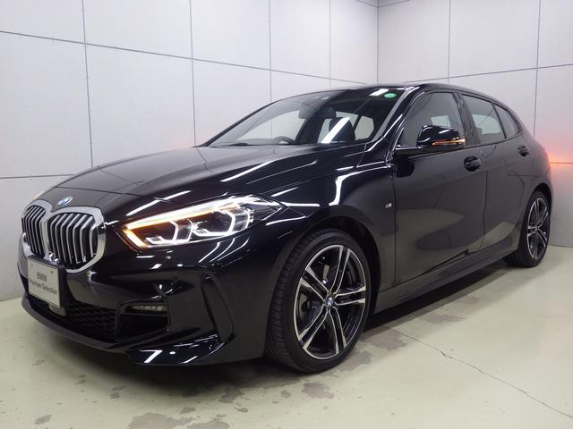 BMW 118d Mスポーツ エディションジョイ+ ナビパッケージ コンフォートパッケージ アクティブクルーズコントロール 18インチアロイホイール オートマチックハイビーム 正規認定中古車