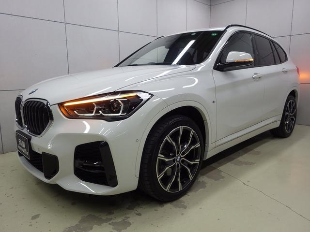 BMW X1 sDrive 18i Mスポーツ セイフティパッケージ コンフォートパッケージ アクティブクルーズコントロール 19インチアロイホイール 正規認定中古車
