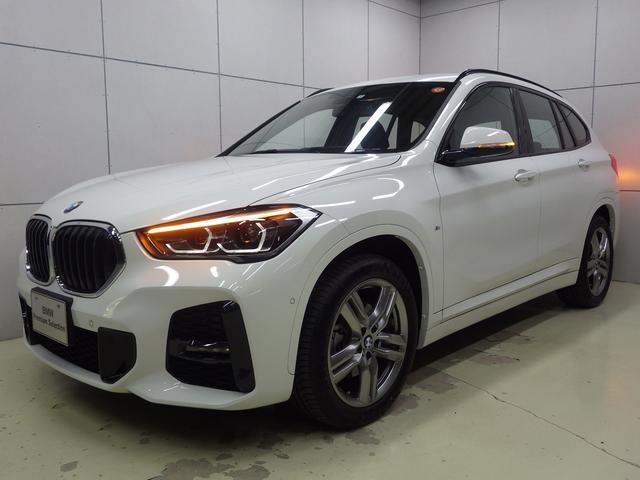 BMW X1 xDrive 18d Mスポーツエディションジョイ+ コンフォートパッケージ・セーフティパッケージ・18インチアロイホイールアクティブクルーズコントロール・電動リアゲート・HDDナビ・Bluetoothオーディオ・バックカメラ・ハンズフリー・ETC
