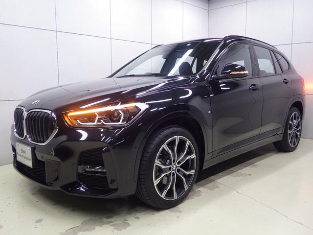 BMW X1 xDrive 18d Mスポーツエディションジョイ+ 19インチアロイホイール・