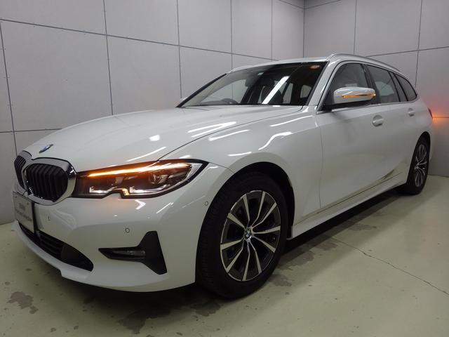 BMW 320iツーリング ハイラインパッケージ ハイラインパッケージ・ベージュレザーシート・シートヒーター・プラスパッケージ・17インチアロイホイール・Bluetoothオーディオ・渋滞時ハンズオフ・レーンキープアシスト