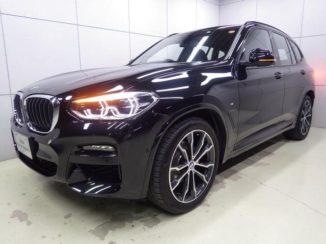 BMW X3 xDrive 20d Mスポーツハイラインパッケージ モカレザー・セレクトパッケージ・サンルーフ・ハーマンカードン・20インチアロイホイール・Bluetoothオーディオ・電動リアゲート・アクティブクルーズコントロール・コンフォートアクセス