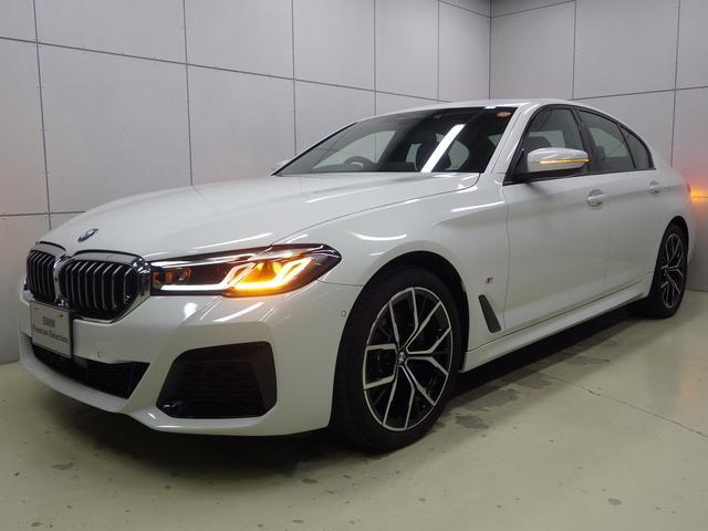 BMW 523d xDriveMスポーツエディションジョイ+ ブラックレザー・シートヒーター・19インチアロイホイール・渋滞時ハンズオフ・レーンキープアシスト・アクティブクルーズコントロール・Appleカープレイ