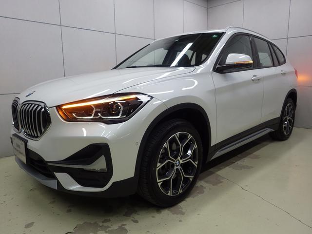BMW X1 xDrive 18d xライン エディションジョイ+ セーフティパッケージ・コンフォートパッケージ・18インチアロイホイール・純正ナビゲーションシステム・Bluetoothオーディオ・アップルカープレイ・バックカメラ・ハンズフリー・ETC車載器