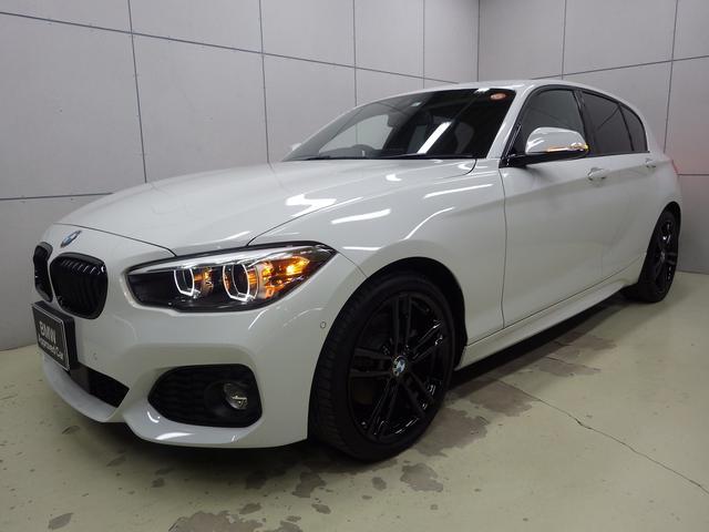 BMW 1シリーズ 118d Mスポーツ エディションシャドー アップグレードパッケージ・アクティブクルーズコントロール・ンフォートアクセス・Bluetoothオーディオ・バックカメラ・ハンズフリー・ETC