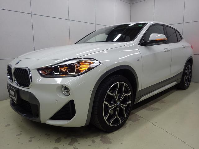 BMW xDrive 18d MスポーツX コンフォートパッケージ・電動リアゲート・コンフォートアクセス・19インチアロイホイール・ナビ・Bluetoothオーディオ・正規認定中古車