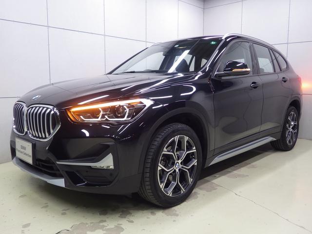 BMW X1 xDrive18dMスポーツEDジョイ+ハイラインP セーフティパッケージ・コンフォートパッケージ・ハイラインパッケージ・HDDナビ・ハンズフリー・Bluetoothオーディオ・バックカメラ・18インチアロイホイール・ETC・正規認定中古車